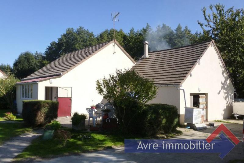 Sale house / villa Verneuil d avre et d iton 97000€ - Picture 7