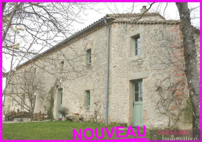 Deluxe sale house / villa Caraman  secteur 595000€ - Picture 1