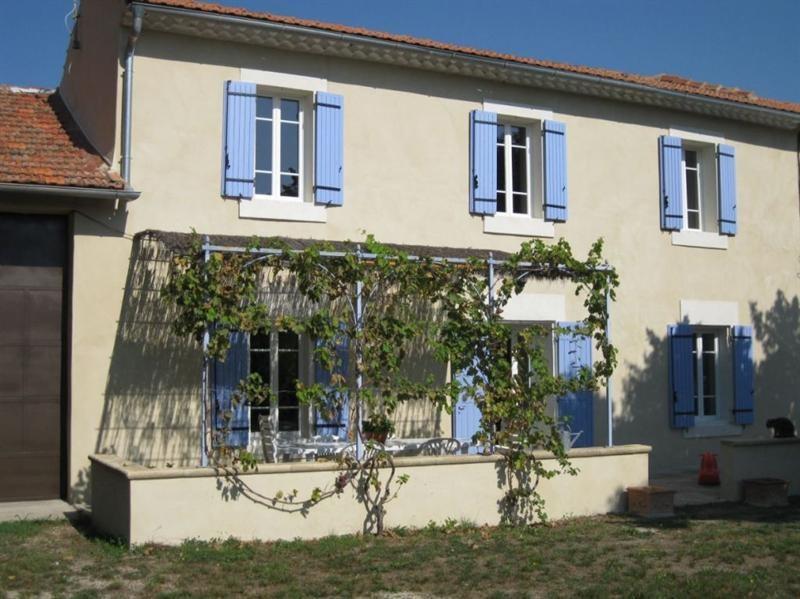 Vente maison / villa Cabannes 530000€ - Photo 1