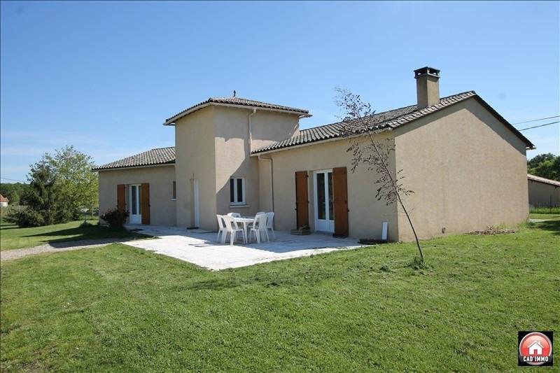 Vente maison / villa Lamonzie saint martin 191000€ - Photo 1