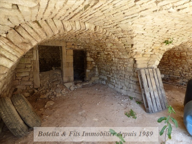 Sale house / villa Barjac 61000€ - Picture 6