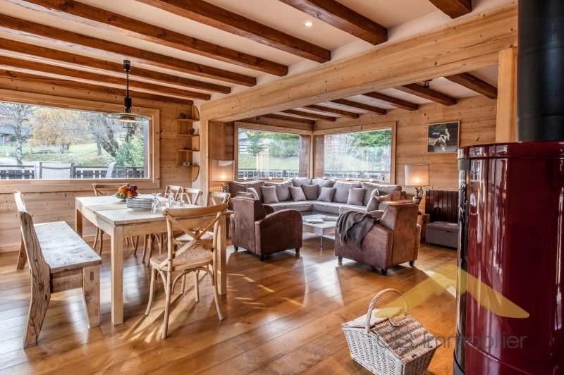 Deluxe sale house / villa Meribel 1100000€ - Picture 2