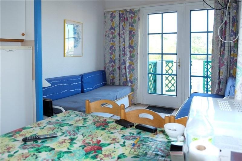 Revenda apartamento Talmont st hilaire 89600€ - Fotografia 3