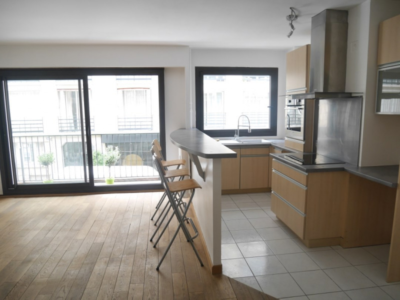 Sale apartment Paris 17ème 610 000€ - Picture 1