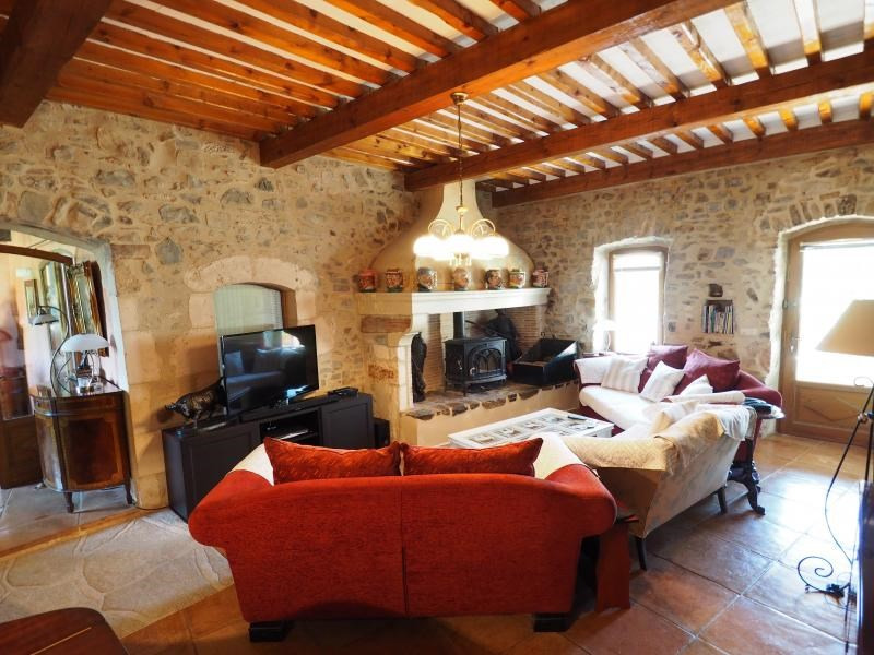 Deluxe sale house / villa Uzes 997500€ - Picture 3
