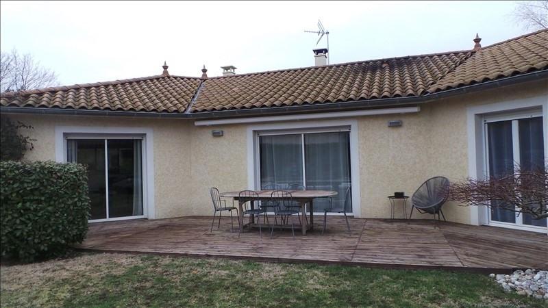 Vente maison / villa Meximieux 475000€ - Photo 5