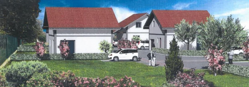 New home sale program Reignier-ésery  - Picture 1