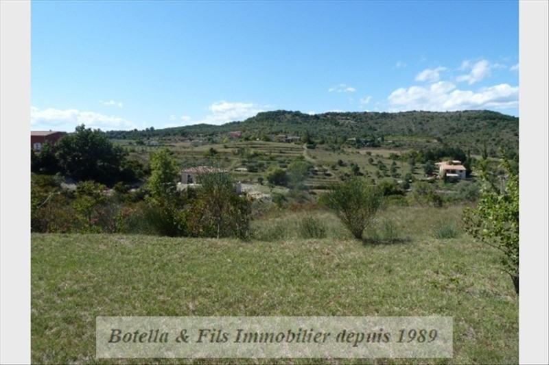 Sale site Bessas 81400€ - Picture 1