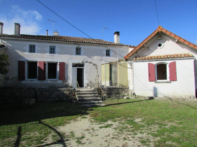 Sale house / villa Rouillac 68000€ - Picture 1