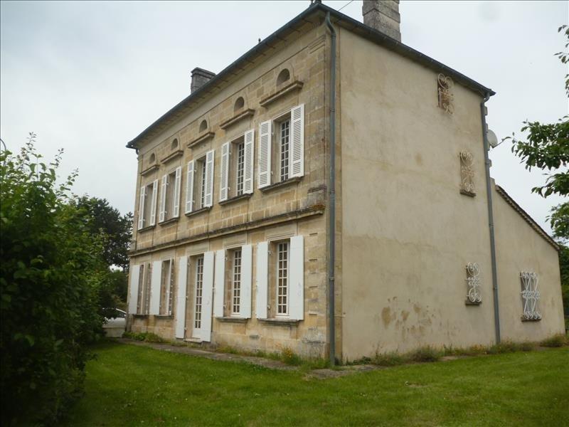 Sale house / villa Villefranche de lonchat 279000€ - Picture 1