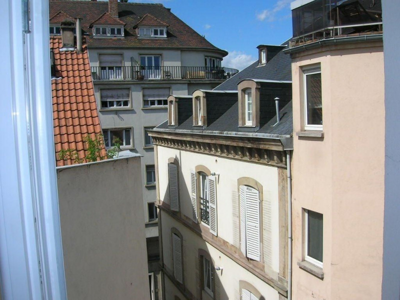 Rental apartment Strasbourg 525€ CC - Picture 5