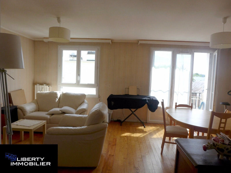 Vente appartement Trappes 131000€ - Photo 4