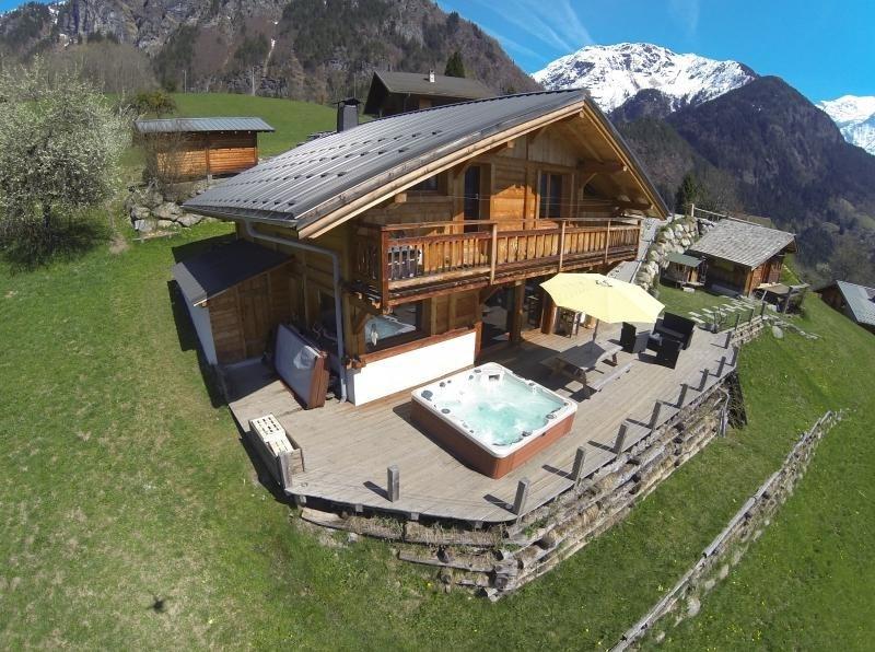 Vente de prestige maison / villa Chamonix mont blanc 840000€ - Photo 9