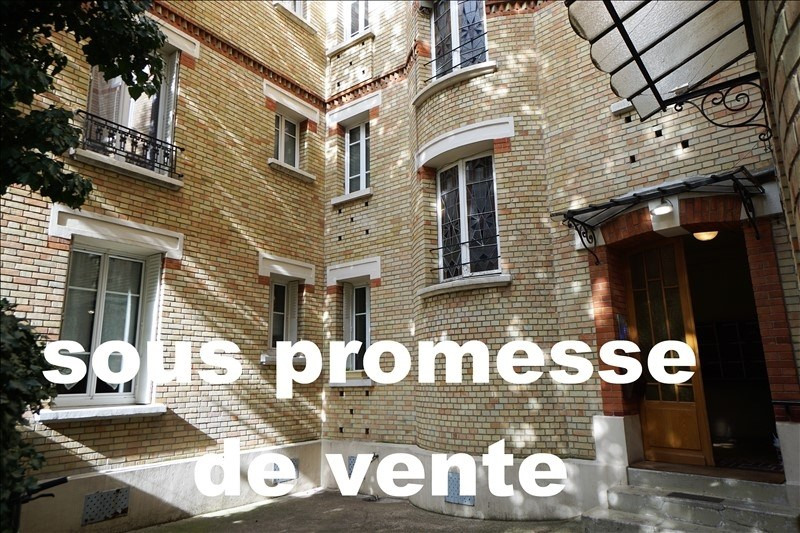 Sale apartment Bois colombes 386 000€ - Picture 1