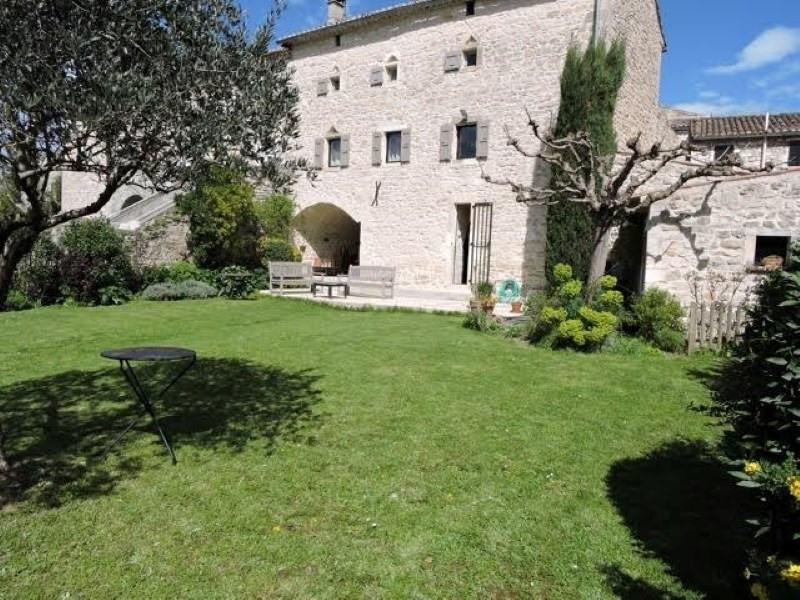 Immobile residenziali di prestigio casa Barjac 495000€ - Fotografia 11