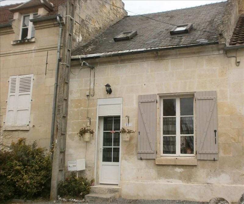 Sale house / villa Villers cotterets 114000€ - Picture 1