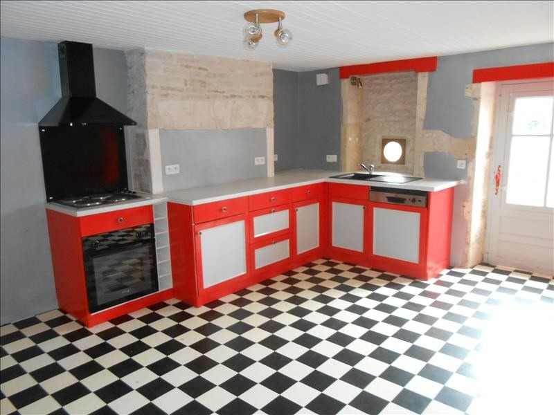 Sale house / villa Aulnay 86400€ - Picture 9