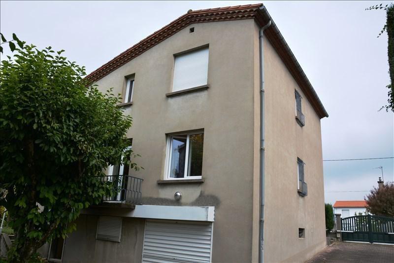 Vente maison / villa Mazamet 169000€ - Photo 1