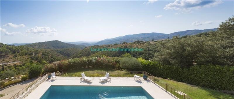 Vente de prestige maison / villa Peymeinade 1245000€ - Photo 3