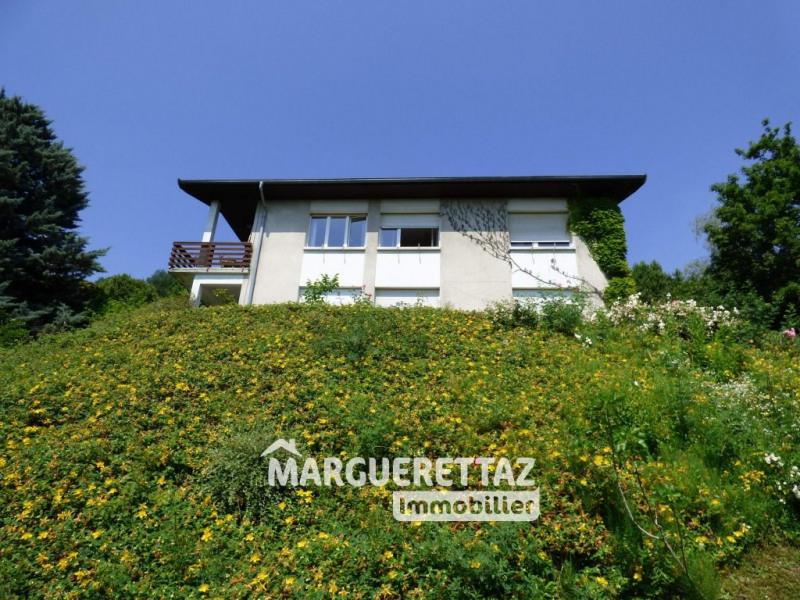 Vente maison / villa Monnetier-mornex 653000€ - Photo 1