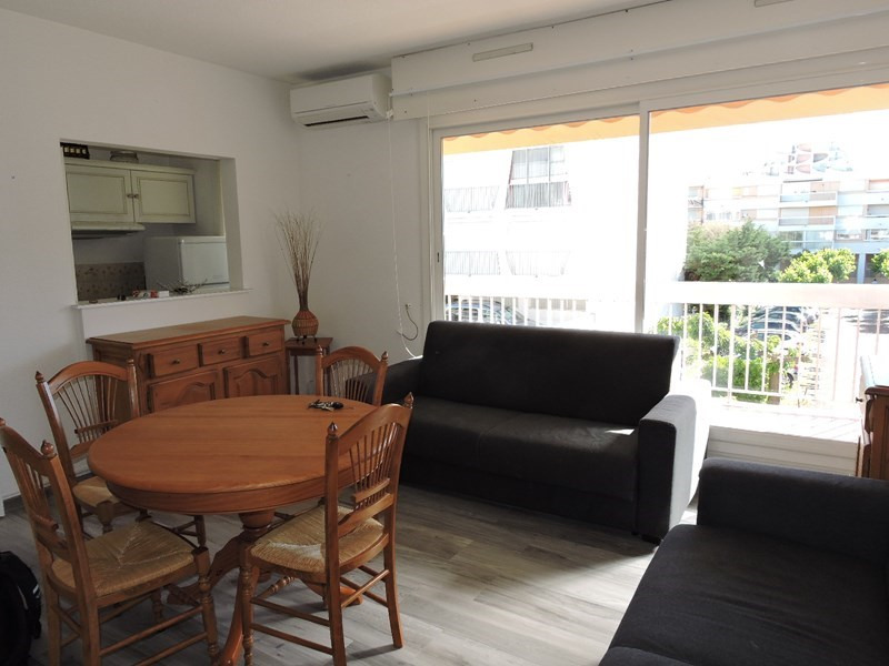 Location vacances appartement La grande motte 585€ - Photo 3