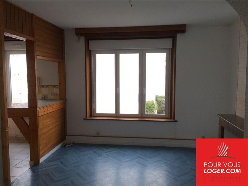 Investment property apartment Boulogne sur mer 61 990€ - Picture 1