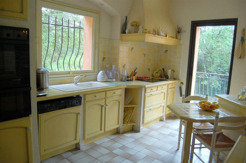 Vente de prestige maison / villa Bagnols en forêt 655000€ - Photo 21