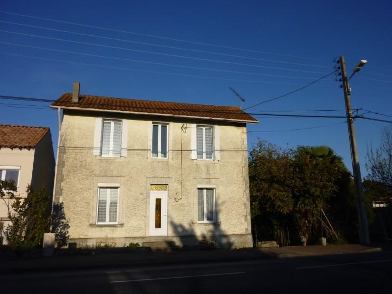 Vente maison / villa Saintes 68000€ - Photo 1