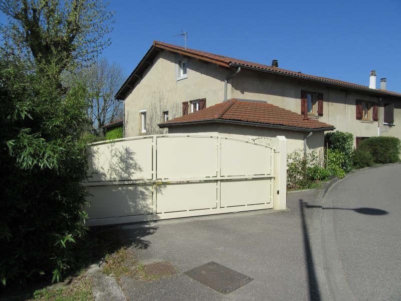 Venta  casa Eyzin pinet 235000€ - Fotografía 6