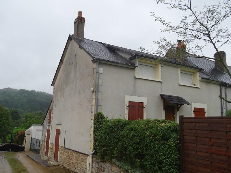 Sale house / villa Parigny les vaux 106800€ - Picture 1