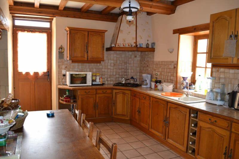 Vente maison / villa Juaye mondaye 409000€ - Photo 4