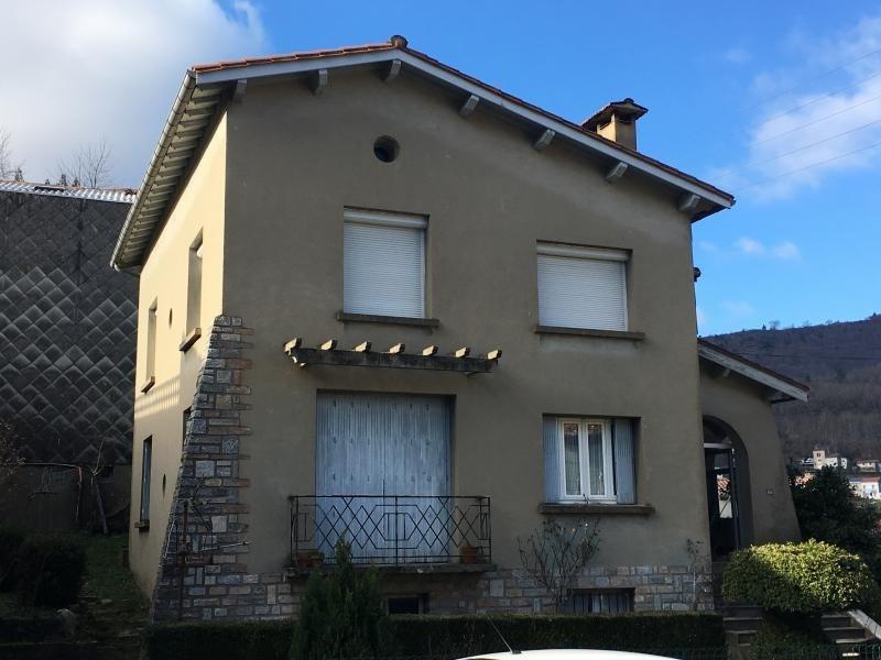 Sale house / villa Labastide rouairoux 98000€ - Picture 1