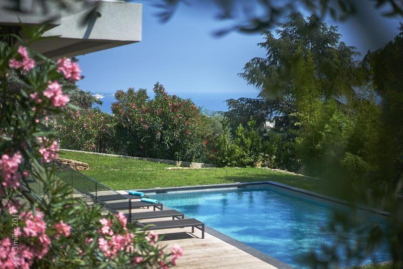 Vermietung von ferienwohnung wohnung Le golfe juan 5400€ - Fotografie 4