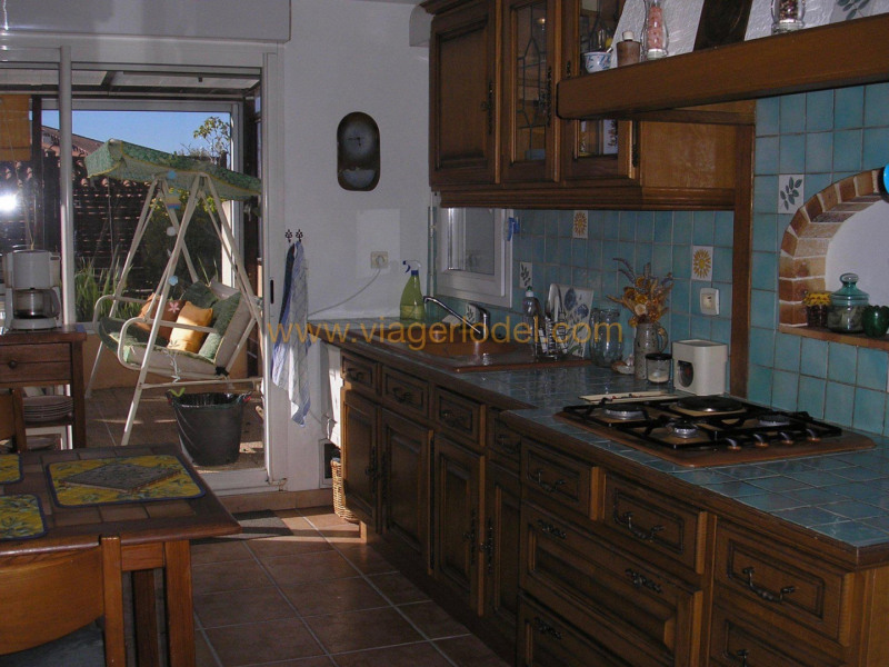 Verkauf auf rentenbasis wohnung Montpellier 150000€ - Fotografie 7