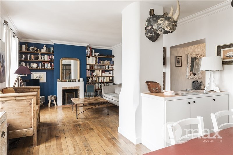 Deluxe sale apartment Levallois perret 1 149 000€ - Picture 1