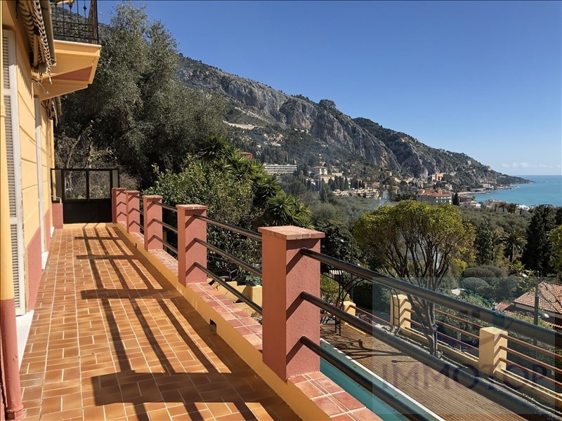Deluxe sale house / villa Menton 1480000€ - Picture 10