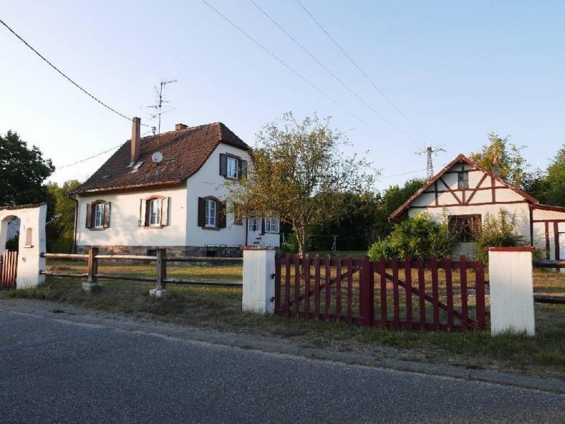 Maison 4 pièces Wingen-sur-Moder