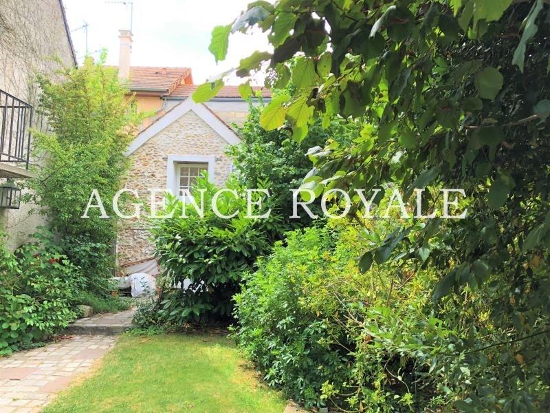 Sale house / villa Chambourcy 675000€ - Picture 2