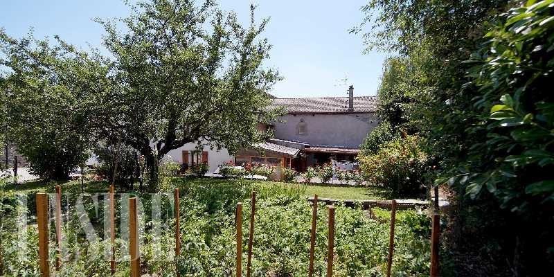 Venta  casa Chevry 510000€ - Fotografía 1