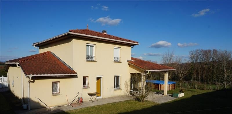 Revenda casa Villefontaine 349000€ - Fotografia 1