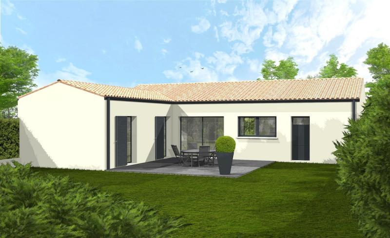 Maison  6 pièces + Terrain 406 m² Rochefort par SOLIS CONSTRUCTION