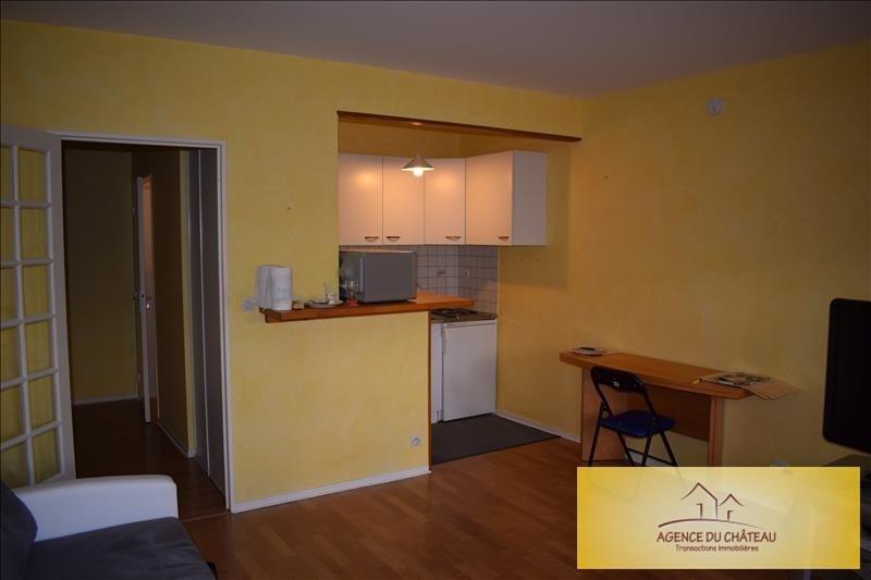 Sale apartment Rosny sur seine 90000€ - Picture 1