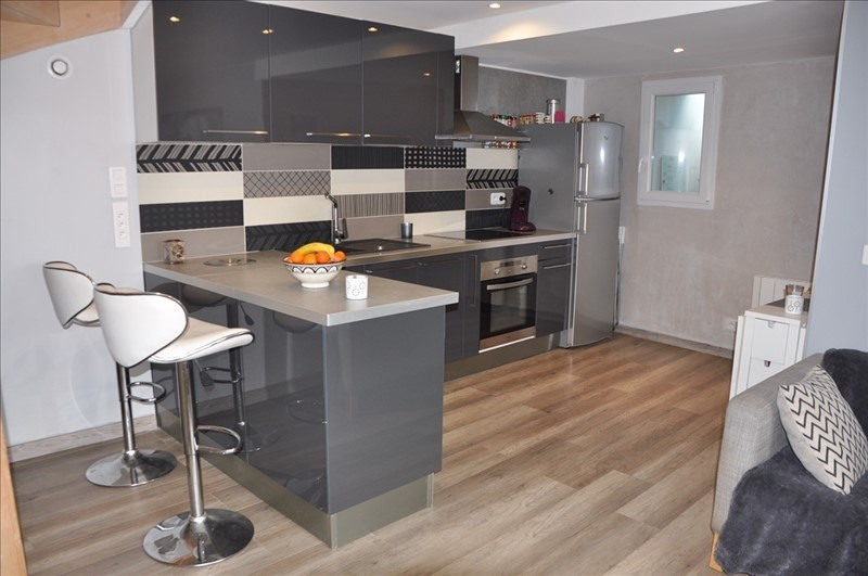 Vente maison / villa Vaux le penil 215000€ - Photo 2