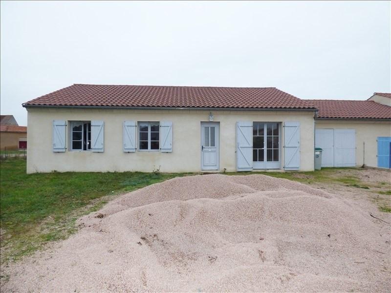 Vente maison / villa Charroux 148000€ - Photo 8