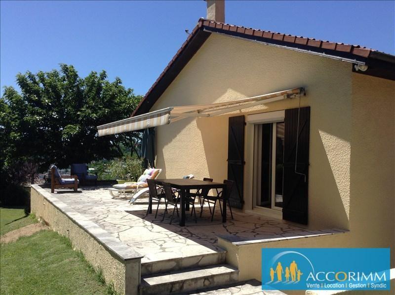 Vente maison / villa Chasse sur rhone 385000€ - Photo 1