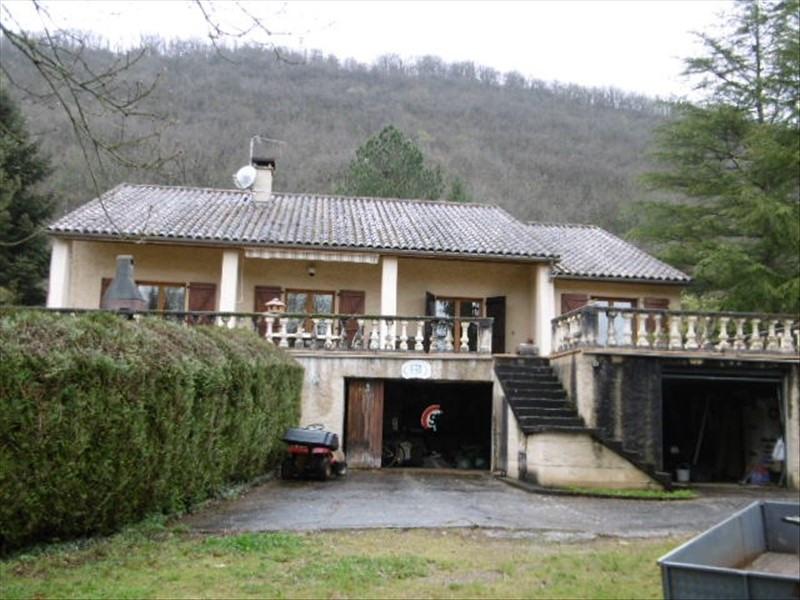 Vente maison / villa Figeac 198000€ - Photo 1