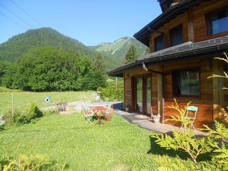 Deluxe sale house / villa Morzine 849000€ - Picture 1