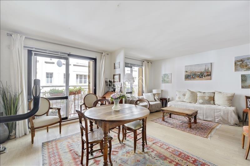 Vente appartement Paris 15ème 730000€ - Photo 4