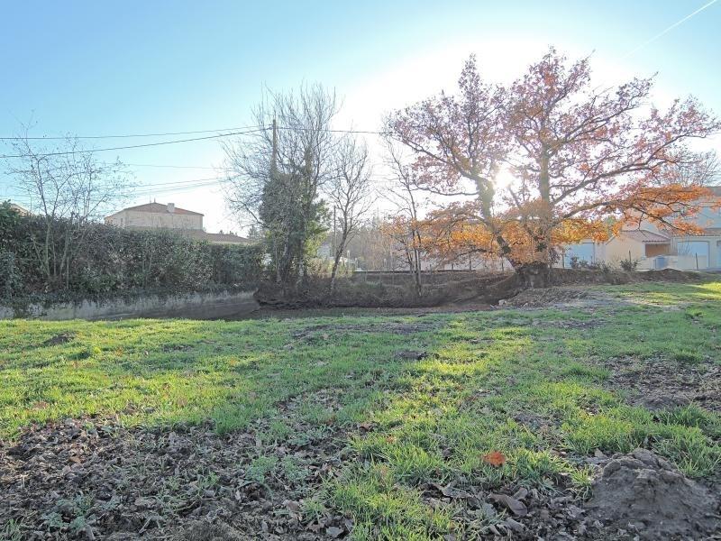 Vente terrain St leger les vignes 86000€ - Photo 1