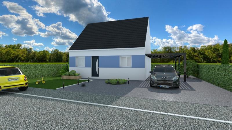 Maison  4 pièces + Terrain 521 m² Coltainville par SARL RESIDENCES DE LA VALLEE DE L'EURE RVE